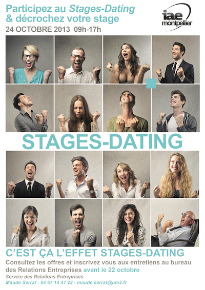 Stage Dating 2013